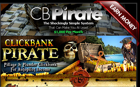 CB Pirate